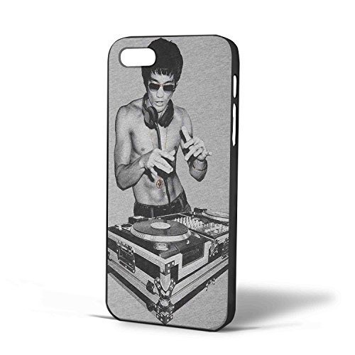 Bruce Lee Dj Shirt for Iphone Case (iPhone 6 Black) - Buy Online in