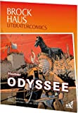 Brockhaus Literaturcomics - Weltliteratur im Comic-Format: Odyssee