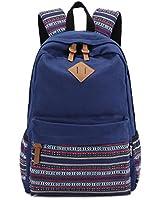 Fashion Plaza EXTRA big! Ladies Vintage Canvas Backpack Retro Vintage backpack for outdoor camping picnic Außflug Sports University backpack schoolbag C5095