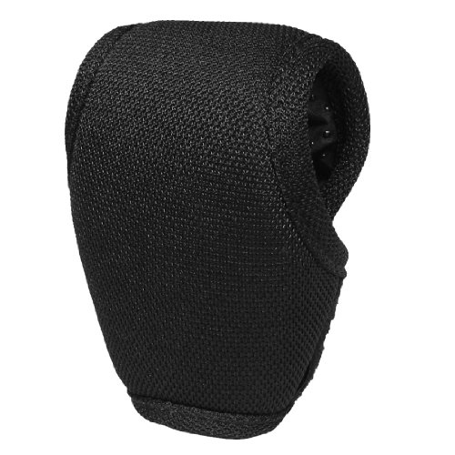 uxcell® Foam Padded Car Gear Shift Knob Shifter Cover Sleeve Pad Case Black (Gear Shift Knob Cover Toyota compare prices)
