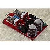 Generic 6N2 Tube Preamplifier Board 6N2 Tube Pre-amplifier Board Preamp Mixer Board