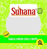Suhana Garlic Green Chilli Papadom