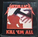 Metallica - Kill Em' All - Lp Vinyl Record
