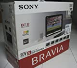"Sony KLV-20S400A 20"" Multi-System PAL/NTSC HD Ready TV For Worldwide Use. 110-240V 50/60Hz Remote Control Included"