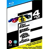 The Fast And The Furious Limited Edition Complete Box Set [Blu-ray]by Paul Walker