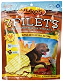 Zukes Z-Filets High Protein Dog Treats, Grilled Chicken Recipe, 3-1/4-Ounce