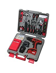 155 Piece Household Tool Kit-DT-0217 by Apollo