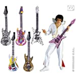 Inflatable Guitar 6 Styles Musical In...
