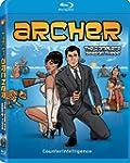 Archer: The Complete Season Three [Bl...