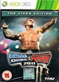 WWE Smackdown vs Raw 2011 The Viper Edition XBOX 360