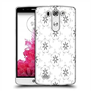 Snoogg Stars Glowing Designer Protective Phone Back Case Cover For LG G3 BEAT