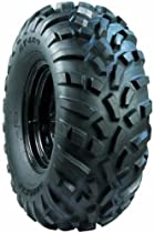 Carlisle 489 Titan Tire - Front/Rear - 24x9x11 , Position: Front/Rear, Tire Size: 24x9x11, Rim Size: 11, Tire Type: ATV/UTV, Tire Construction: Bias, Tire Application: Mud/Snow, Tire Ply: 3 5893A9