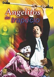 """Amazon.com: Angelitos del Trapecio: Viruta y Capulina, """"Pulgarcito"""