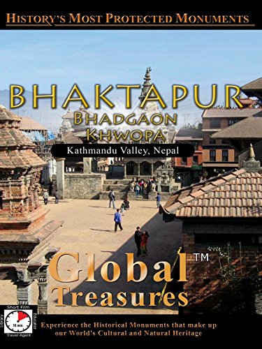 Global Treasures BHAKTAPUR Bhadgaon Khwopa Nepal