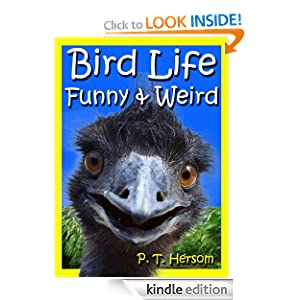 Bird Life Funny & Weird Feathered Animals - Learn with Amazing Bird Pictures and Fun Facts About Birds (Funny & Weird Animal Series)