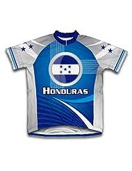 Honduras Short Sleeve Cycling Jersey for Women