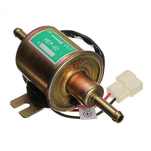 12V Electric Fuel Pump Diesel Petrol 12 Volt
