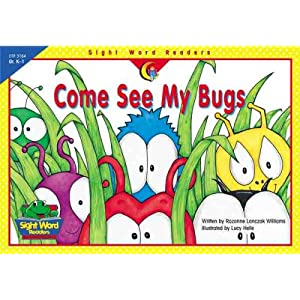 Come See My Bugs (Sight Word Readers)