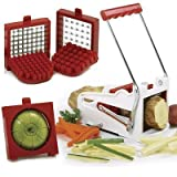 Norpro 6022 Fry Cutter/Wedger 10-in.