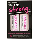 Paul Mitchell Take Home Strength Kit (3 Products)