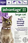 Bayer Advantage II, Large Cat, Over 9...