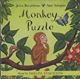 Julia Donaldson Monkey Puzzle by Donaldson, Julia (2004) Audio CD