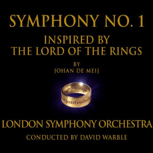 Symphony No. 1: Inspired By The Lord Of The Rings (Lotr Symphony compare prices)