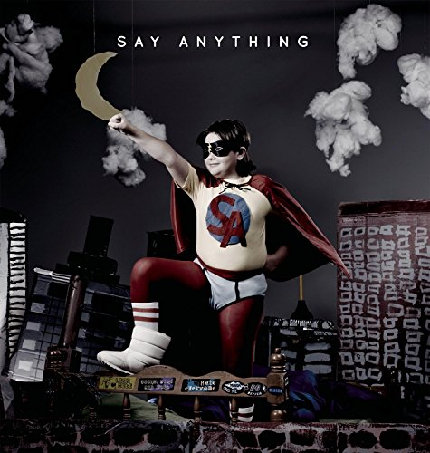 Original album cover of Say Anything [Vinyl] by Say Anything