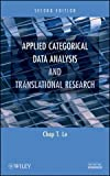 img - for Applied Categorical Data Analysis and Translational Research by Chap T. Le (2009-12-14) book / textbook / text book