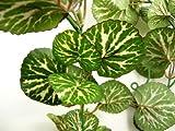 Artificial Silk Strawberry Geranium Leaf Garland