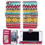 5s Case,se Case,iphone 5se Case,iphone 5se Wallet Case,nacycase Iphone 5s Case Leather Flip Case For Iphone 5s...