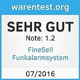 Funk Alarmanlage / großer Touch LCD – Telefon+GSM+Handy+Alarm+Anruf+SMS+bis 100 Sensoren - 3