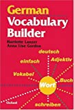 img - for German Vocabulary Builder (Vocabulary builders) book / textbook / text book