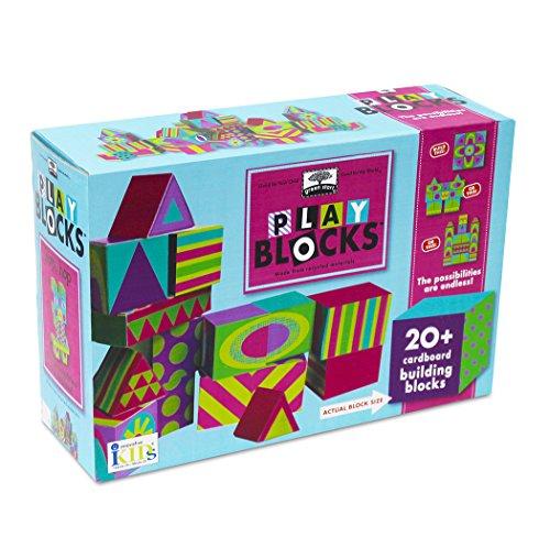 Innovative Kids Green Start Hop Play Blocks