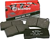 Brembo Rear Brake Pads fits Renault CLIO III (BR0/1, CR0/1) 1.5 dCi (P/N# P68024)