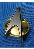 Quantum Mechanix Star Trek The Next Generation Communicator Badge Replica