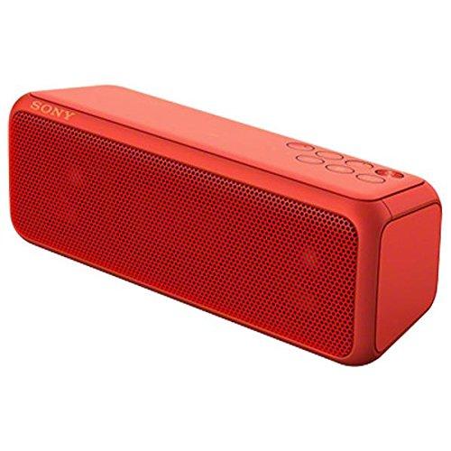 SONY XB3 ワイヤレスポータブルスピーカー Bluetooth対応 防水対応 レッド SRS-XB3/R