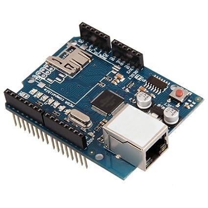 Ethernet Shield W5100 per Arduino Scheda Principale Uno