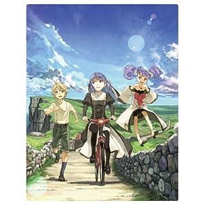 フラクタル第1巻Blu-ray【数量限定生産版】「ねんどろいどぷち ネッサ」付