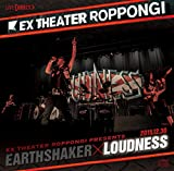 """""""EARTHSHAKER×LOUDNESS""""  DISC:LOUDNESS [LIVE DIRECT]"""