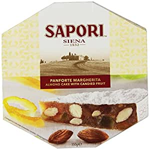 Sapori Traditional Panforte di Siena - 12.35 oz.