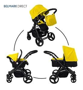 sproggibelmark 166949011 3 in 1 baby travel system. Black Bedroom Furniture Sets. Home Design Ideas