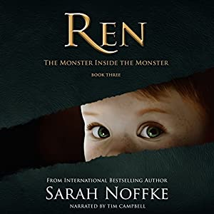 Ren: The Monster Inside the Monster Audiobook