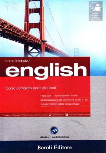 English. Corso completo per tutti i livelli. Corso intensivo. 3 CD Audio. 1 DVD-ROM. Con gadget