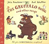 The Gruffalo Song & Other Songs Book and CD Pack Julia Donaldson