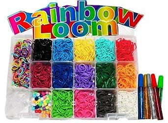 Rainbow Loom Mini Collection/Storage Kit REG $89.99 NOW ... Rainbow Loom Kit Amazon