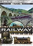 Railway Adventure 3 Dvd Collection [2008]