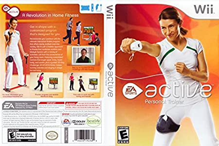 EA Sports Active Disk Only- Nintendo Wii