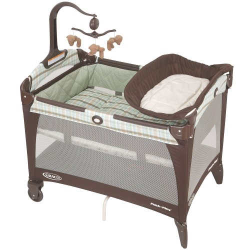 Graco Pack 'N Play Playard with Bassinet and Changer ...