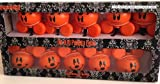 Disney Parks Mickey Mouse Orange Halloween Set of 10 Pumpkin Lights String NEW